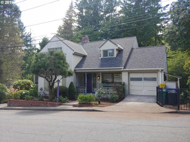 4137 SW 6TH AVENUE Dr, Portland, OR 97239 (MLS #19625430) :: Matin Real Estate Group