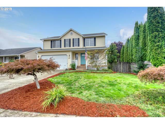 1858 Willow St, Woodland, WA 98674 (MLS #19625519) :: Townsend Jarvis Group Real Estate