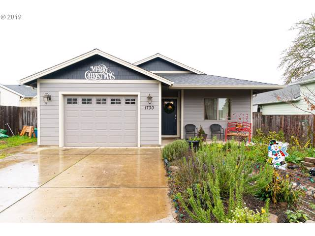 1730 13TH Ave SW, Albany, OR 97321 (MLS #19626175) :: Cano Real Estate