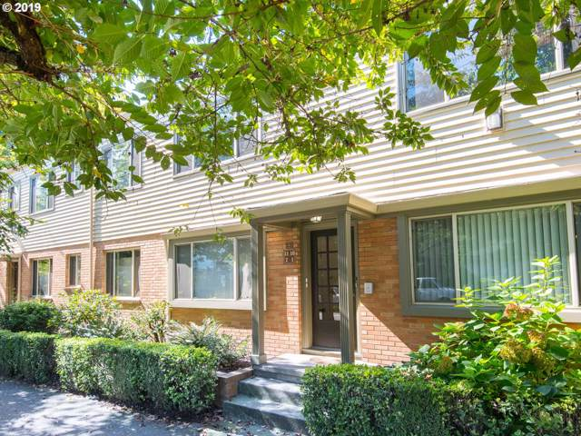 1415 NE 21ST Ave #10, Portland, OR 97232 (MLS #19627522) :: Holdhusen Real Estate Group