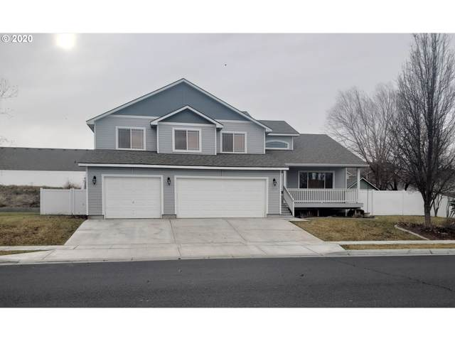 1244 E Hurlburt Ave, Hermiston, OR 97838 (MLS #19629937) :: Townsend Jarvis Group Real Estate