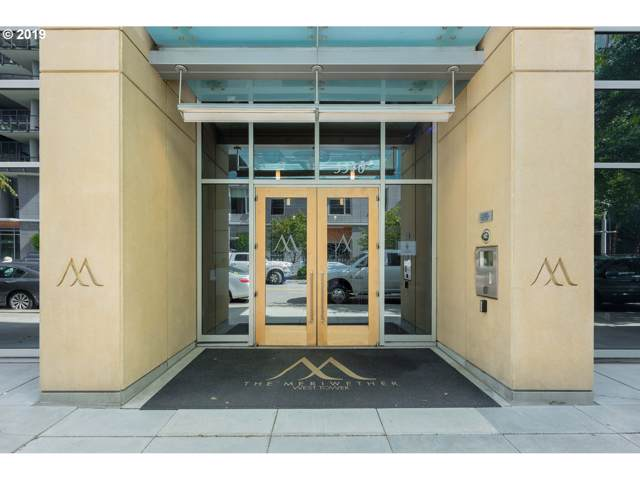 3570 SW River Pkwy #807, Portland, OR 97239 (MLS #19630840) :: Next Home Realty Connection