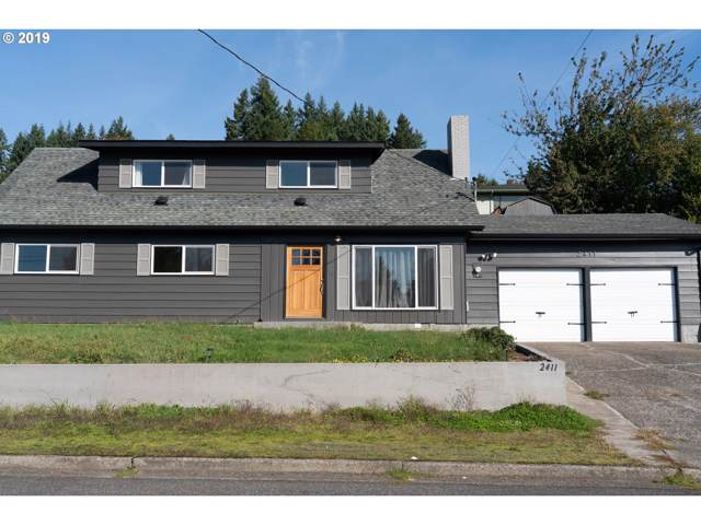 2411 Burcham St, Kelso, WA 98626 (MLS #19634291) :: Townsend Jarvis Group Real Estate