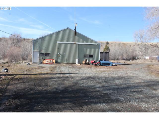 N Johnson St, Prairie City, OR 97869 (MLS #19634398) :: Song Real Estate
