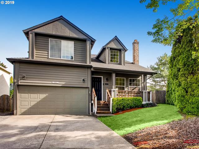 5658 NW 180TH Pl, Portland, OR 97229 (MLS #19634759) :: Next Home Realty Connection
