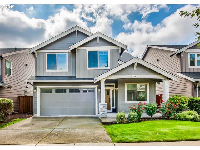 16720 SW Oystercatcher Ln, Beaverton, OR 97007 (MLS #19635308) :: Matin Real Estate Group