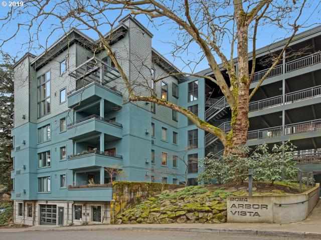 2024 SW Howards Way #402, Portland, OR 97201 (MLS #19639401) :: Cano Real Estate