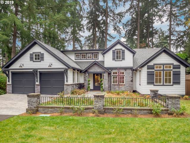 936 Evergreen Rd, Lake Oswego, OR 97034 (MLS #19639759) :: Premiere Property Group LLC