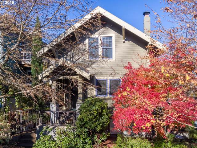 215 SW Gibbs St, Portland, OR 97239 (MLS #19641024) :: Fox Real Estate Group