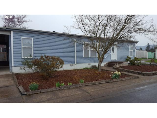 700 N Mill St #84, Creswell, OR 97426 (MLS #19642198) :: The Galand Haas Real Estate Team