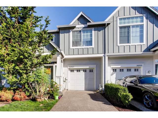 20863 SW Skiver St, Beaverton, OR 97078 (MLS #19642592) :: R&R Properties of Eugene LLC