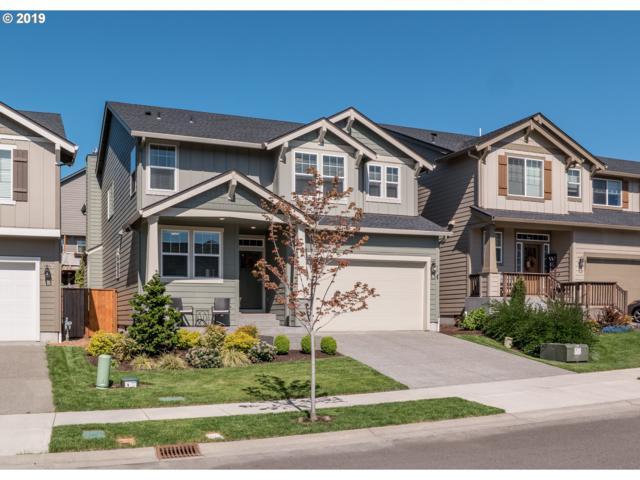 3613 NE Sitka Dr, Camas, WA 98607 (MLS #19643103) :: Fox Real Estate Group