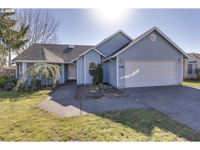 1343 SE 11TH Loop, Canby, OR 97013 (MLS #19643296) :: Townsend Jarvis Group Real Estate