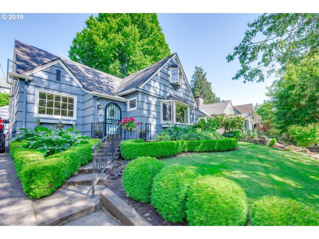 7504 SE 28TH Ave, Portland, OR 97202 (MLS #19643644) :: Townsend Jarvis Group Real Estate