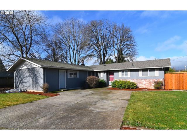 2115 Carmel Ave, Eugene, OR 97401 (MLS #19644005) :: Team Zebrowski