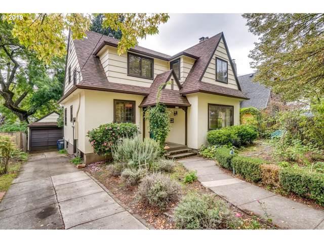 4040 NE Wistaria Dr, Portland, OR 97212 (MLS #19645675) :: Skoro International Real Estate Group LLC