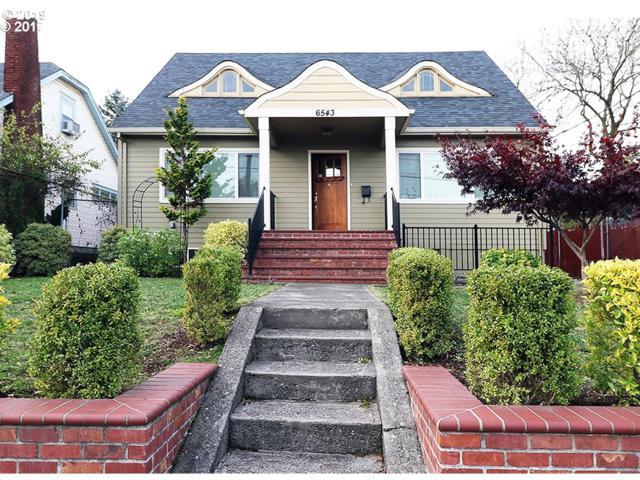 6543 N Interstate Ave, Portland, OR 97217 (MLS #19645811) :: Gregory Home Team | Keller Williams Realty Mid-Willamette
