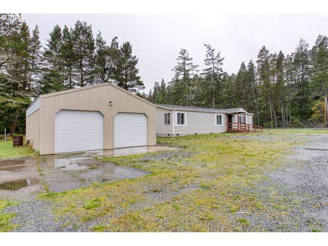 72443 Highway 101, Lakeside, OR 97449 (MLS #19646742) :: The Lynne Gately Team