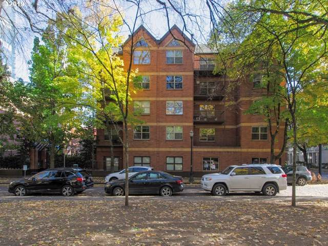 1500 SW Park Ave #230, Portland, OR 97201 (MLS #19647254) :: Gustavo Group