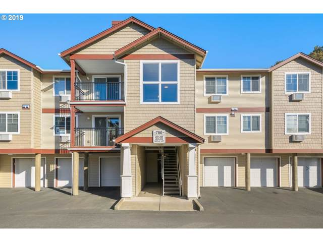 750 NW 185TH Ave #207, Beaverton, OR 97006 (MLS #19648529) :: Next Home Realty Connection
