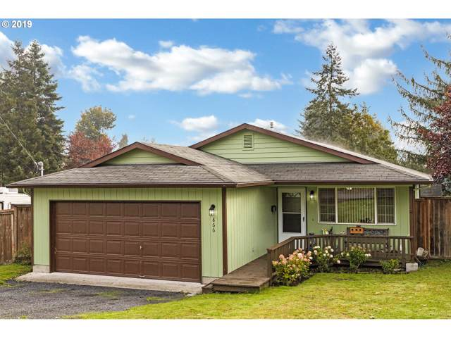 866 1ST Ave, Vernonia, OR 97064 (MLS #19648971) :: Brantley Christianson Real Estate