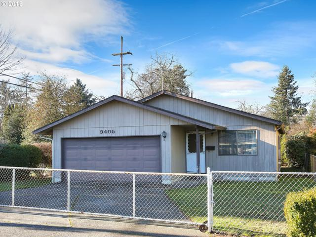 9405 N Midway Ave, Portland, OR 97203 (MLS #19649032) :: Realty Edge