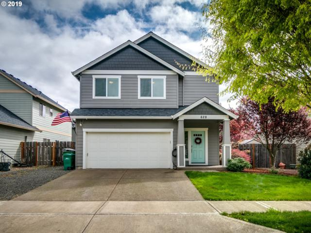 628 Donna Dr, Newberg, OR 97132 (MLS #19649508) :: McKillion Real Estate Group