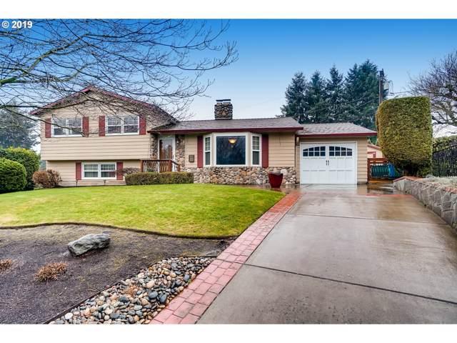 2033 NE 95TH Pl, Portland, OR 97220 (MLS #19650891) :: Premiere Property Group LLC