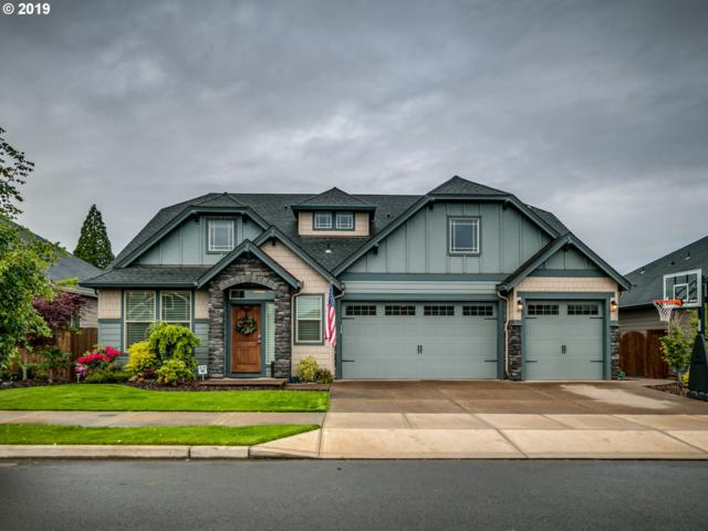 1375 S Larch St, Canby, OR 97013 (MLS #19651168) :: Fox Real Estate Group