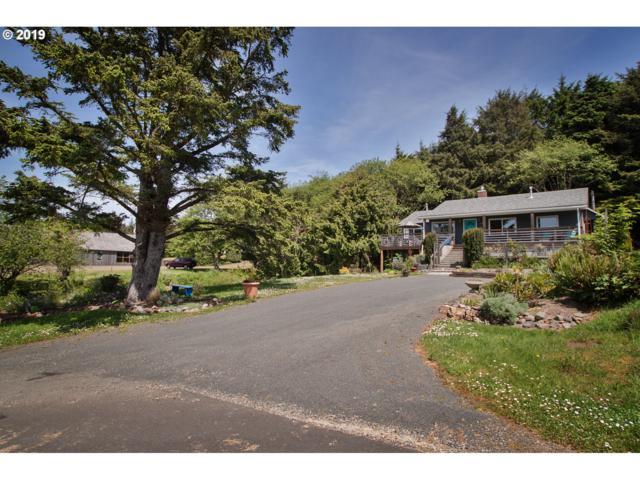79435 Hwy 101, Arch Cape, OR 97102 (MLS #19651301) :: Portland Lifestyle Team