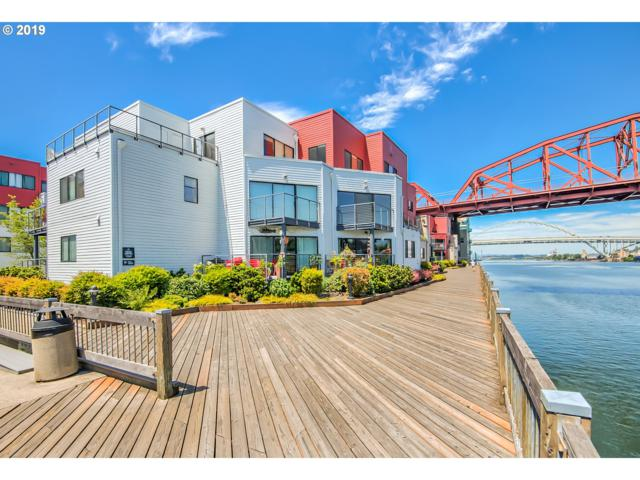 940 NW Naito Pkwy #L6, Portland, OR 97209 (MLS #19652984) :: Fox Real Estate Group