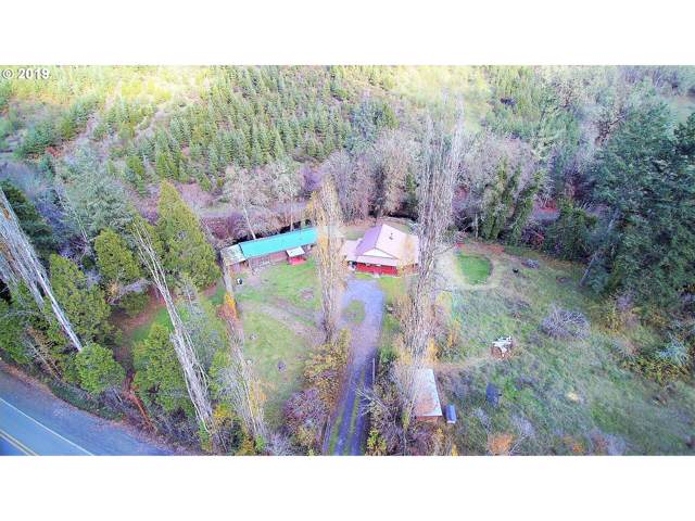 7513 Hayhurst Rd, Yoncalla, OR 97499 (MLS #19653176) :: Song Real Estate