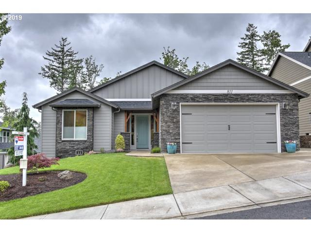 811 50TH St, Washougal, WA 98671 (MLS #19653304) :: The Sadle Home Selling Team