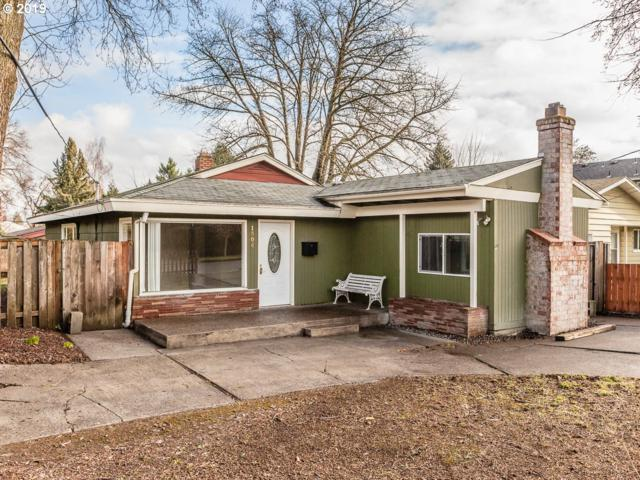 1304 SE 84TH Ave, Portland, OR 97216 (MLS #19654116) :: Next Home Realty Connection