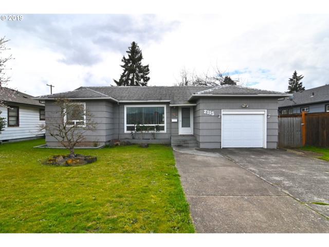 2115 Centennial Blvd, Springfield, OR 97477 (MLS #19654480) :: R&R Properties of Eugene LLC