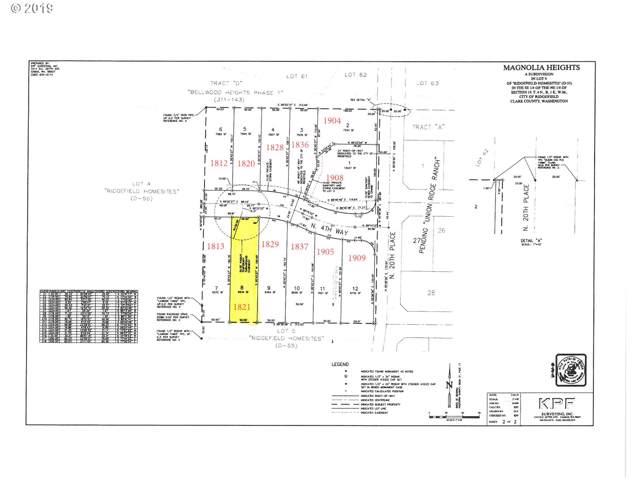1821 N 4th Way #8, Ridgefield, WA 98642 (MLS #19655184) :: Gustavo Group
