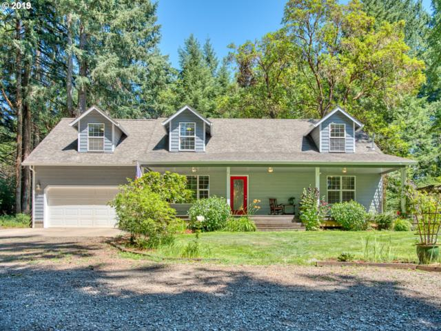 88735 Knight Rd, Veneta, OR 97487 (MLS #19656109) :: R&R Properties of Eugene LLC
