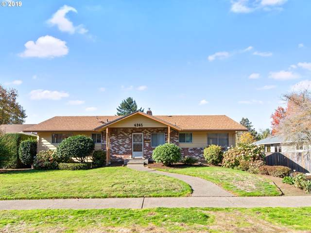 6365 SW Chestnut Ln, Beaverton, OR 97005 (MLS #19656166) :: Next Home Realty Connection