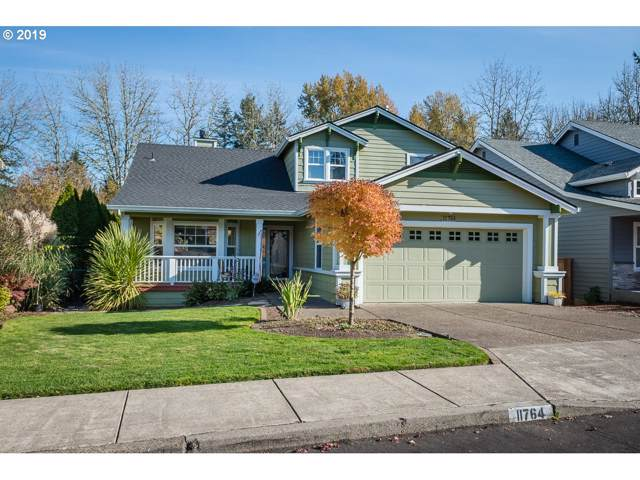 11764 SW Tallwood Dr, Tigard, OR 97223 (MLS #19656324) :: Next Home Realty Connection