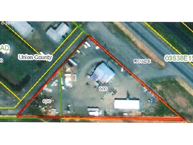 3702 Hwy 30, La Grande, OR 97850 (MLS #19656335) :: R&R Properties of Eugene LLC