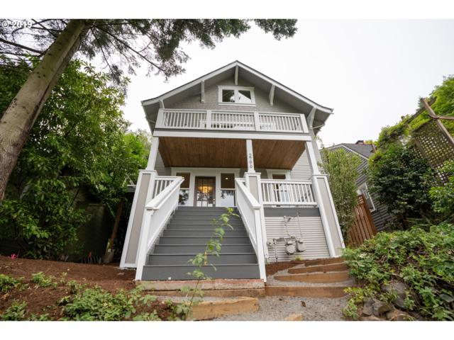 2796 SW Montgomery Dr, Portland, OR 97201 (MLS #19658633) :: Next Home Realty Connection