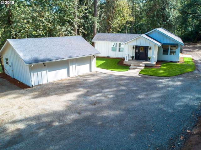 28394 S Dalmatian Rd, Mulino, OR 97042 (MLS #19659104) :: McKillion Real Estate Group