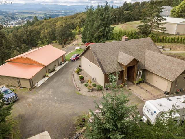 26099 SW Valley View Ln, Sheridan, OR 97378 (MLS #19660020) :: Townsend Jarvis Group Real Estate