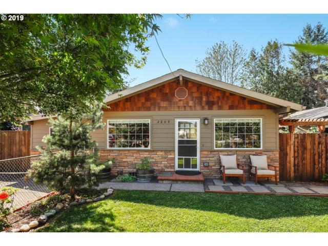 2809 SE 167TH Ave, Portland, OR 97236 (MLS #19660105) :: Next Home Realty Connection