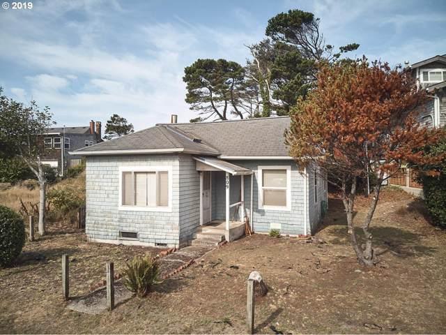 809 Breaker Ave, Rockaway Beach, OR 97136 (MLS #19661244) :: TK Real Estate Group