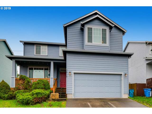 3415 NE 95TH Way, Vancouver, WA 98665 (MLS #19661514) :: Premiere Property Group LLC
