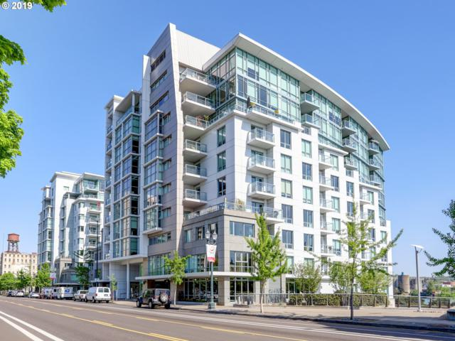 1260 NW Naito Pkwy #203, Portland, OR 97209 (MLS #19662903) :: Fox Real Estate Group