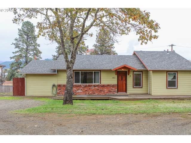 462 W Third Ave, Sutherlin, OR 97479 (MLS #19663396) :: Townsend Jarvis Group Real Estate