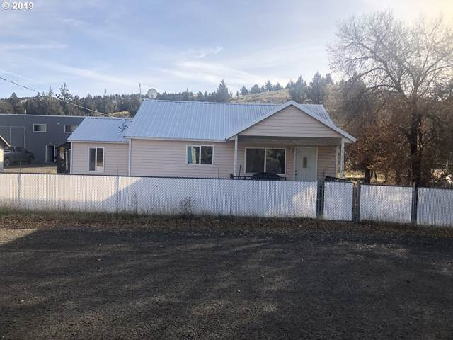519 SW Huddleston Heights Dr, Mitchell, OR 97750 (MLS #19663467) :: Fox Real Estate Group