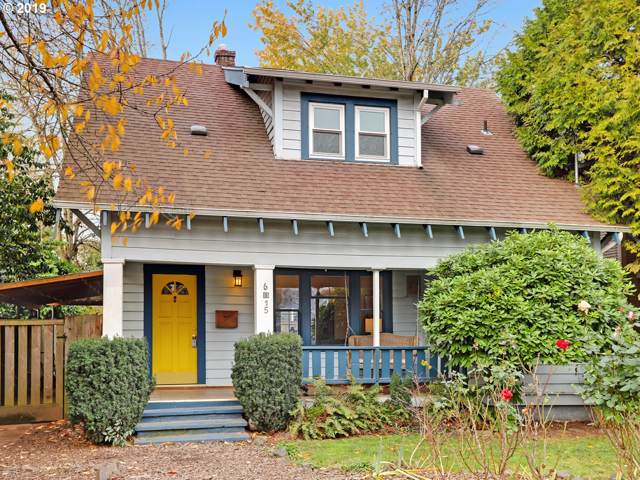 6115 SE 53RD Ave, Portland, OR 97206 (MLS #19663767) :: Change Realty